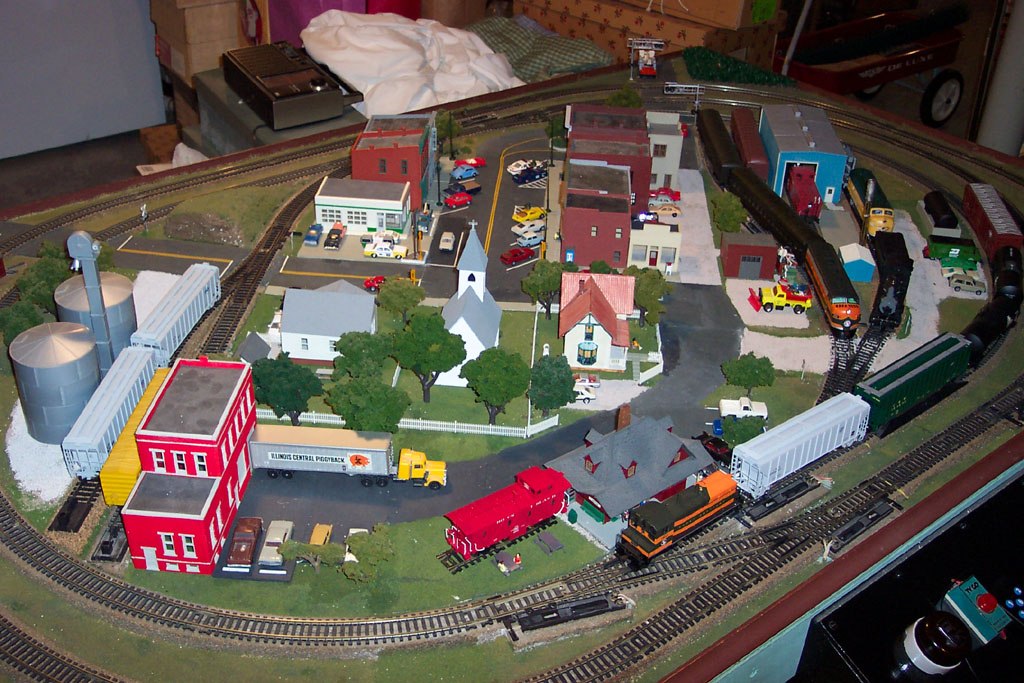 Ho scale layout - Ho scale layouts for small spaces concept ...